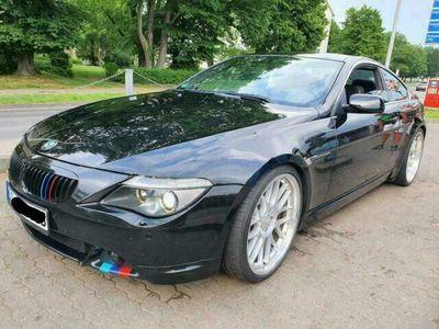 gebraucht BMW 645 e63 ci Schalter 21 zoll bbs TAUSCHEN
