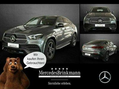 gebraucht Mercedes GLE350 d 4MATIC Coupé AMG Line Exterieur/Xenon