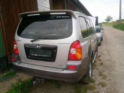 used Hyundai Terracan 2.9, springt nicht an, defekt