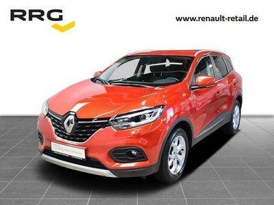 gebraucht Renault Kadjar 1.3 TCE 140 LIMITED DELUXE AUTOMATIK SUV5