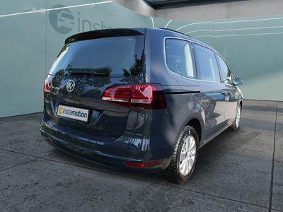 gebraucht VW Sharan Sharan2.0TDI DSG NAVI 7-Sitze 3J-Garantie PDC
