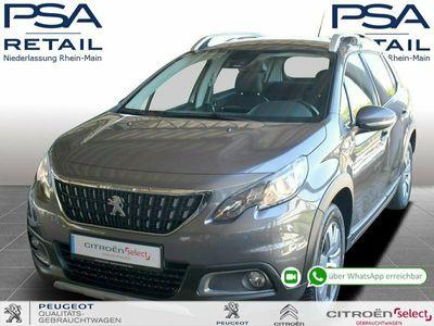 gebraucht Peugeot 2008 PureTech 130 S&S Allure *3D-Navi*LEDER*Kamera*