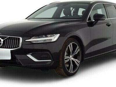 gebraucht Volvo V60 V60Inscription AWD T6 EU6dTempLEDLM19NaviBeh.Frontscheibe