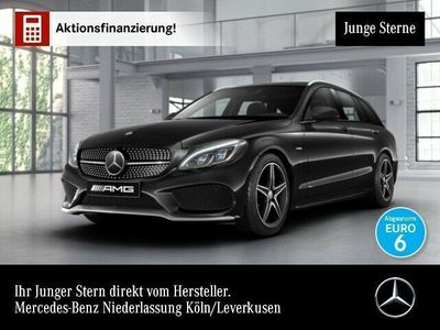 gebraucht Mercedes C450 AMG 4MATIC T-Modell