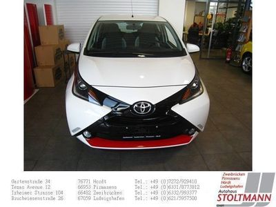 gebraucht Toyota Aygo x-play touch