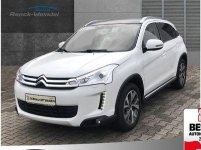 gebraucht Citroën C4 Aircross Exclusive 4WD 1.8 HDi 150 FAP Navi Keyless Rückfah