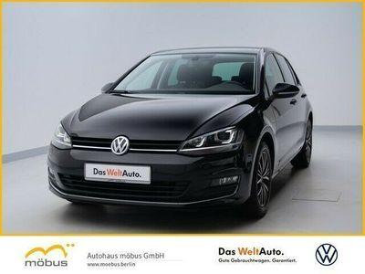 gebraucht VW Golf 1,2 TSI DSG ALLSTAR NAVI+XENON+PANO+SHZ