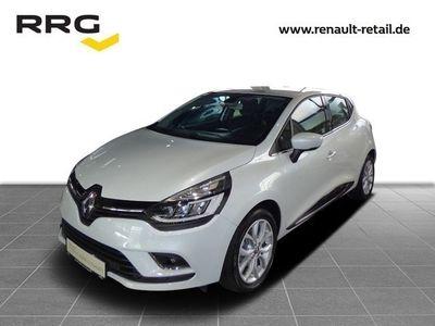 gebraucht Renault Clio IV TCe 120 Intens Navi