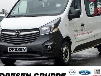 gebraucht Opel Vivaro B Kasten Vollverglasung L2H1 2,9t 1.6 CDTI/Klima/Navi