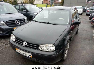 gebraucht VW Golf IV Lim. Champ Klima Euro 4 ohne Tüv