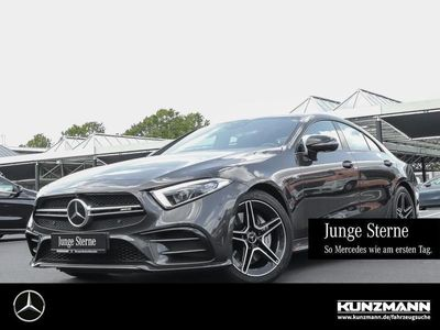 gebraucht Mercedes CLS53 AMG AMG 4MATIC+ Comand Multibeam 360° Memory