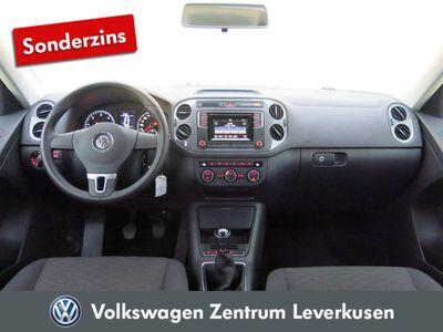 gebraucht VW Tiguan 2.0 TDI Trend & Fun KLIMA SITZHEIZUNG PDC