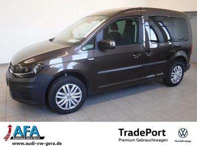 gebraucht VW Caddy 2,0 TDI Trendline Klima*Navi*AHK