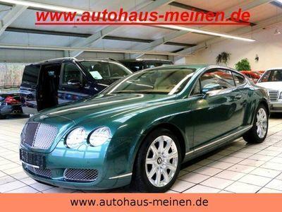 gebraucht Bentley Continental GT 6.0i W12 Bi-Turbo Allrad