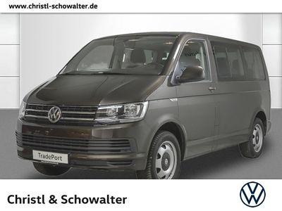 gebraucht VW Caravelle T6Comfortline 2.0 TDI DSG AHK 8-Sitzer