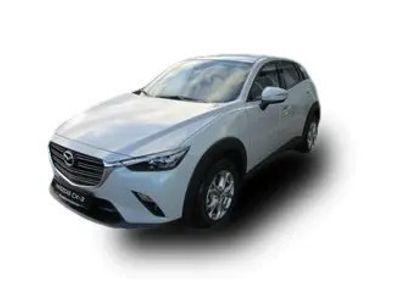 gebraucht Mazda CX-3 Skyactiv-G Exclusive-Line LED,Klima