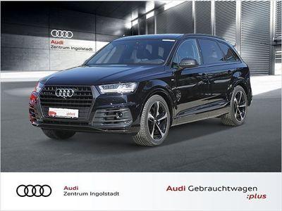 gebraucht Audi Q7 50 TDI qu 2x S line MATRIX STHZG Allradlenk