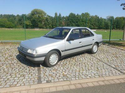 gebraucht Peugeot 405 GRI 1Jahr bis zur H-Zulassung