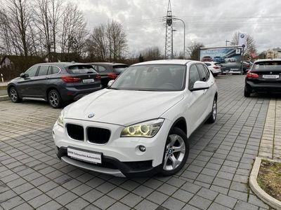 gebraucht BMW X1 sDrive18d Xenon Klimaaut. Shz USB AHK PDC
