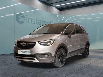 gebraucht Opel Crossland X Crossland X1.2 Turbo Innovation KAMERA NAVI LED