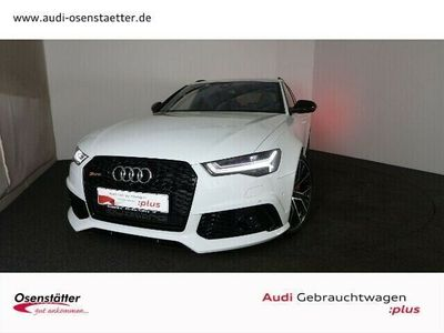 begagnad Audi RS6 Avant 4,0 TFSI performance Pano/RS-Abgas/HuD