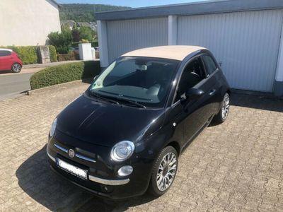 gebraucht Fiat 500C Lounge, 1.3 Diesel, Klimaaut., Subwoofer
