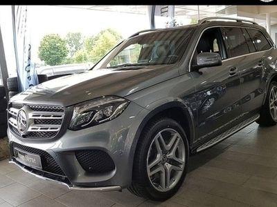 gebraucht Mercedes GLS350 d 4M AMG Line Distronic Comand LED AHK