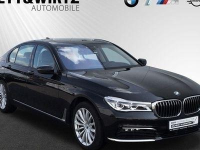 gebraucht BMW 750 d xDrive Autom GSD Standhzg Navi HUD Sitzhzg