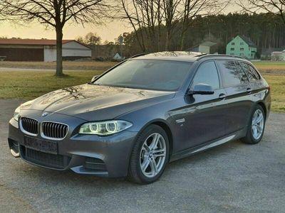 gebraucht BMW 530 d xDrive M-PAKET SPORTPAKET AD.LED SOFT CLOSE H&K
