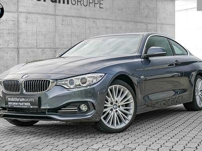 gebraucht BMW 435 d xDrive Coupé LEDER KAMERA XENON NAVI EU6