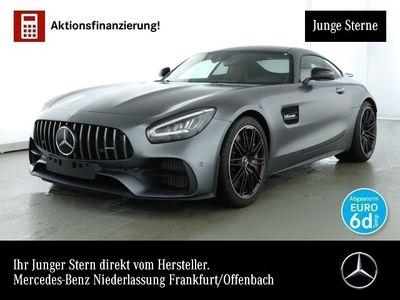 gebraucht Mercedes AMG GT C Cp. Burmester 3D AeroPak Perf-Sitze Pano