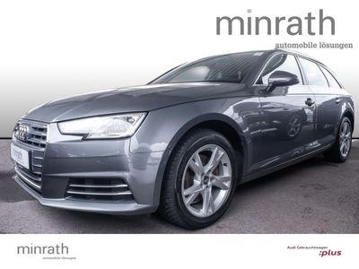 gebraucht Audi A4 Avant sport 1.4 TFSI Navi Keyless LED RDC Klima SHZ