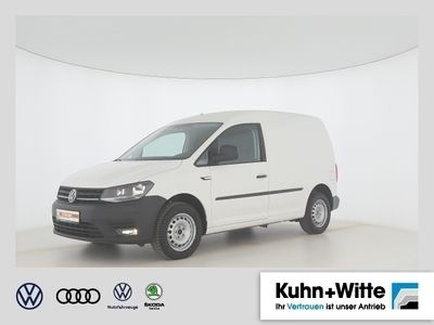 gebraucht VW Caddy Kasten 2.0 TDI DSG *AHK,Climatronic,Discov