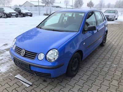 gebraucht VW Polo 9N 1.2 ZV 4-Türer