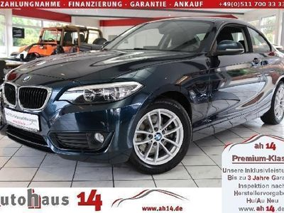 gebraucht BMW 220 i Coupe - Automatik-NaviPro-Sitzheizung-PDC