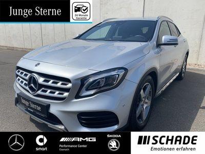 "gebraucht Mercedes GLA220 d 4M AMG Line 8""Media-Display*LED*Park-P"