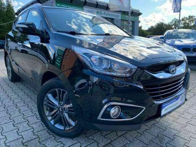 gebraucht Hyundai ix35 1.6 GDI NAVI KAMERA AHK PDC