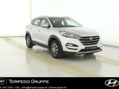 gebraucht Hyundai Tucson 1.6 GDi T 7-DCT 2WD Trend Navi Einparkhil