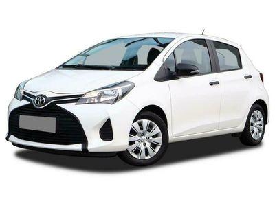 gebraucht Toyota Yaris 1,0-l-VVT-i KLIMA COOL & SOUND PAKET
