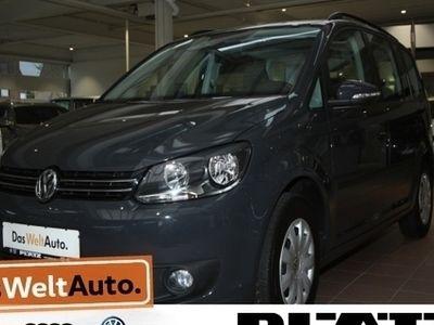 gebraucht VW Touran 1.2TSI Trendline Navi Klima Radio SHZ uvm.
