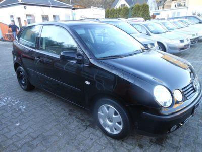 gebraucht VW Polo Trendline*LM*El.Schiebed.Glas*TÜV/AUneu