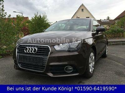 gebraucht Audi A1 Attraction *PDC*TÜV*Klimaautomatik*