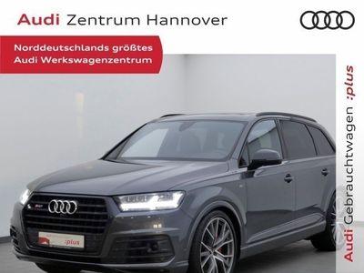 gebraucht Audi SQ7 4.0 TDI HuD, Standh., Pano, Sitzbel., Matrik, Allradlenk.