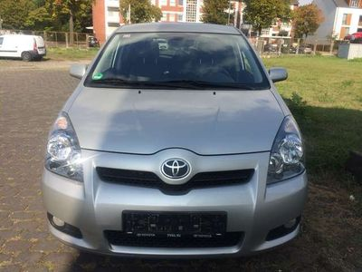 gebraucht Toyota Corolla Verso