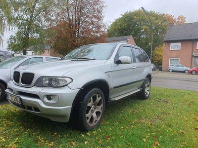 gebraucht BMW X5 3.0 i mit Gasanlage