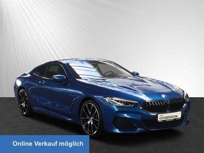 gebraucht BMW 840 d xDrive Coupe MSport DAPr Laser Live