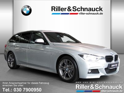 gebraucht BMW 318 dA Touring M-Sportpaket HEAD-UP LED KAMERA NA
