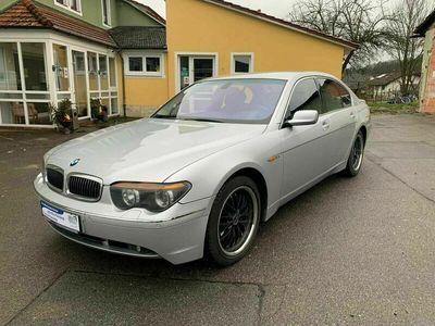 gebraucht BMW 760 Baureihe 7 i 1 JAHR GARANTIE