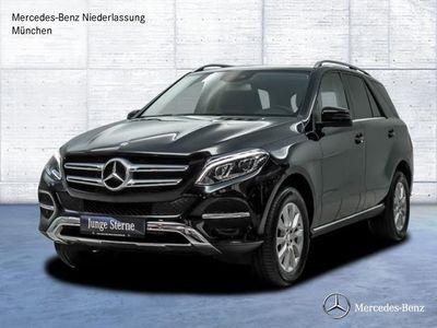 gebraucht Mercedes GLE250 d 4MATIC