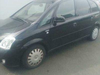gebraucht Opel Meriva bj 2003